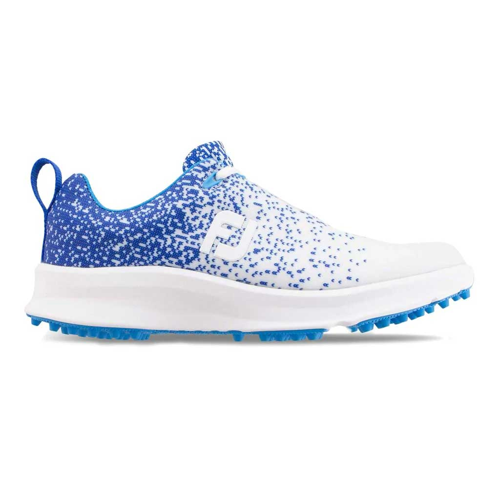 FootJoy Women's FJ Leisure Royal Golf Shoe