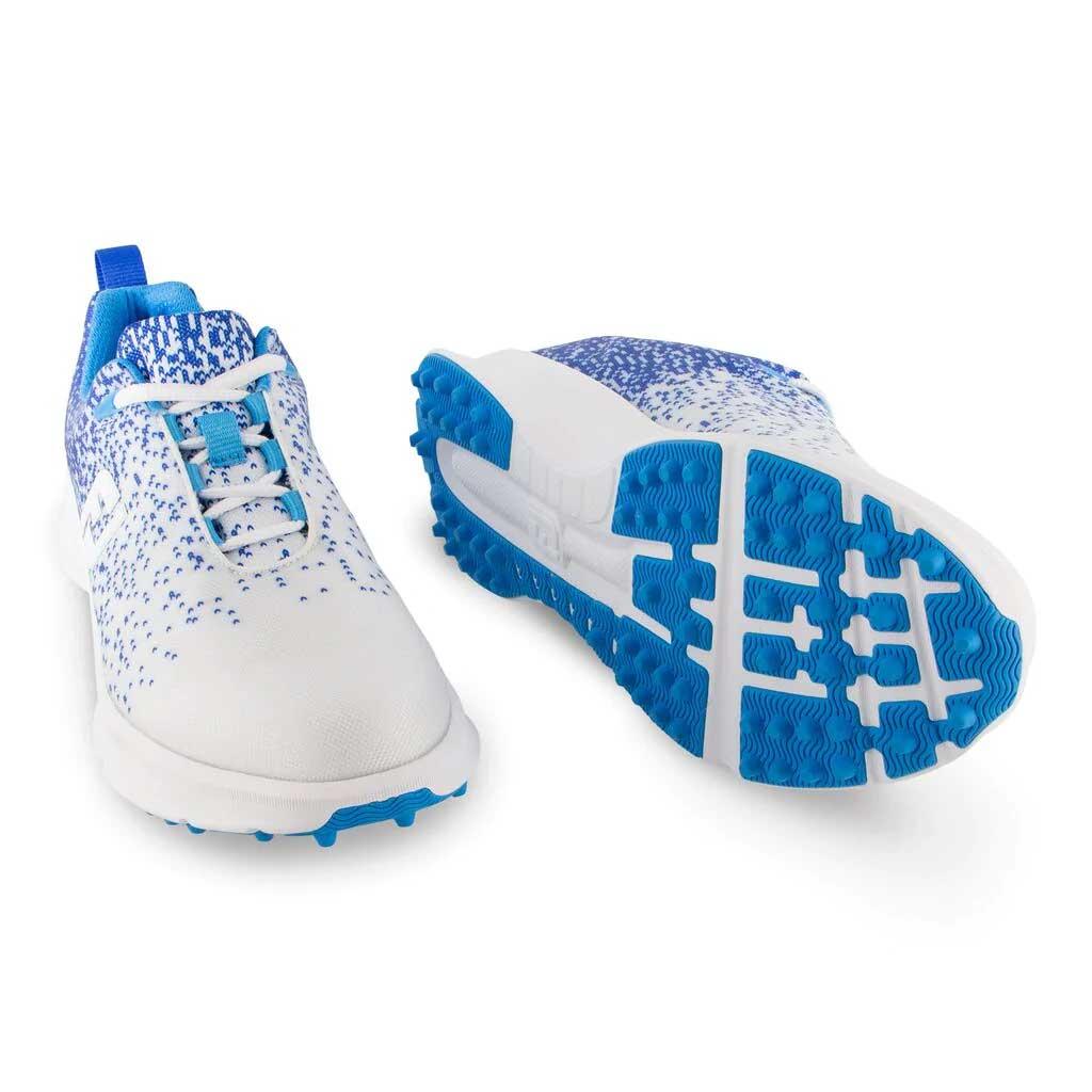 FootJoy Women's FJ Leisure Royal Golf Shoe