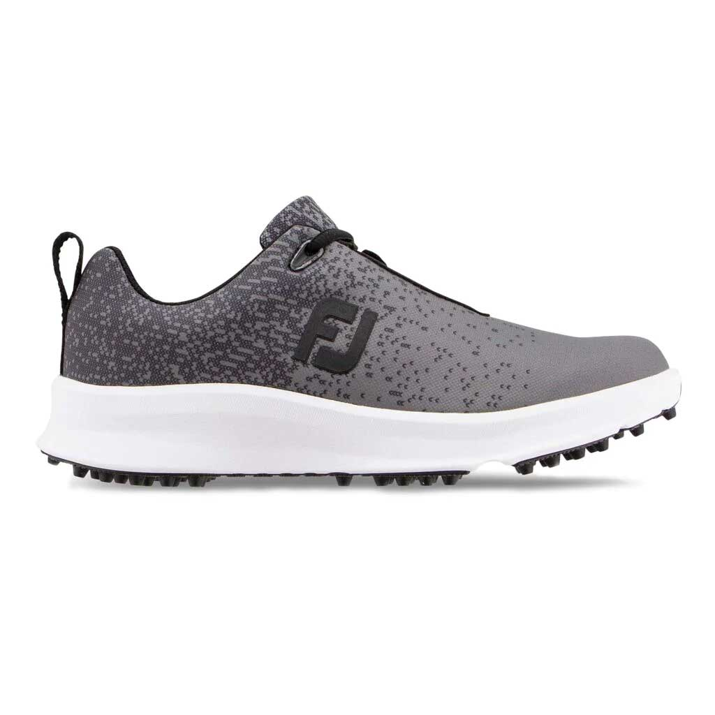 FootJoy Women's FJ Leisure Black Golf Shoe - Disc. Style 92925