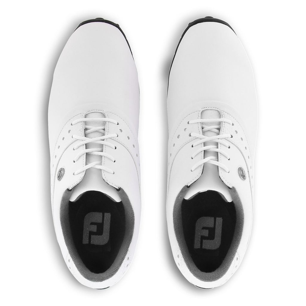 FootJoy Women's LoPro Collection White Golf Shoe