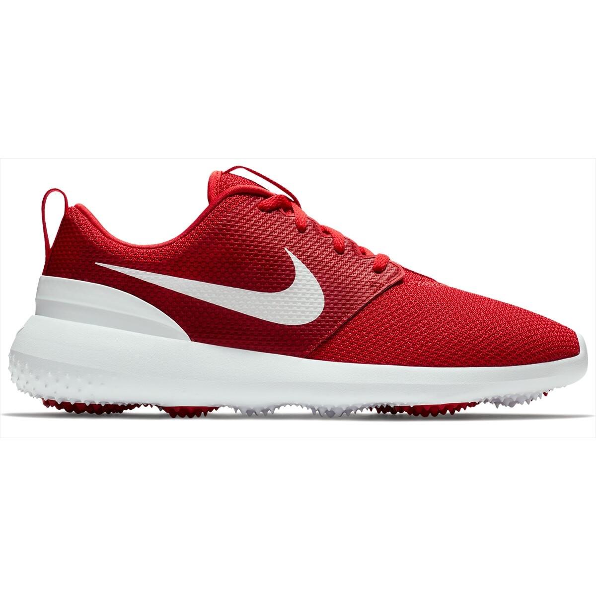 Nike Roshe-G Golf Shoe - Red