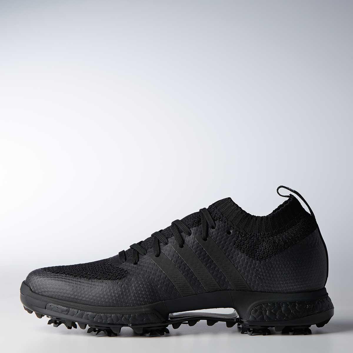 Adidas Tour360 Kinit Golf Shoe - Black