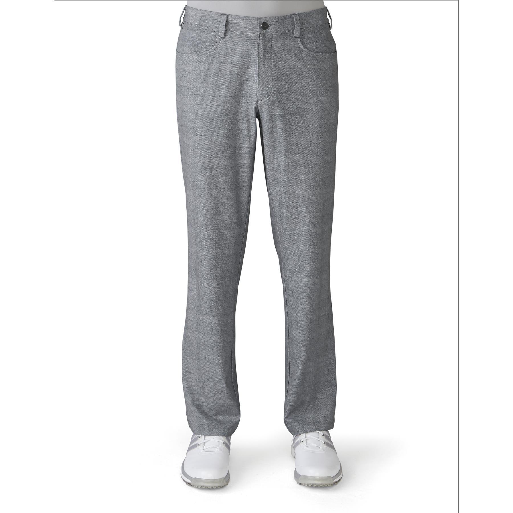 adidas Men's Ultimate Vista Grey Chino Pant