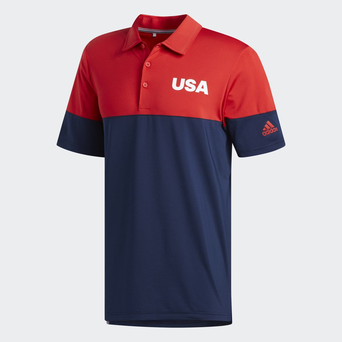Adidas Men's USA Ultimate 2.0 All Day Polo