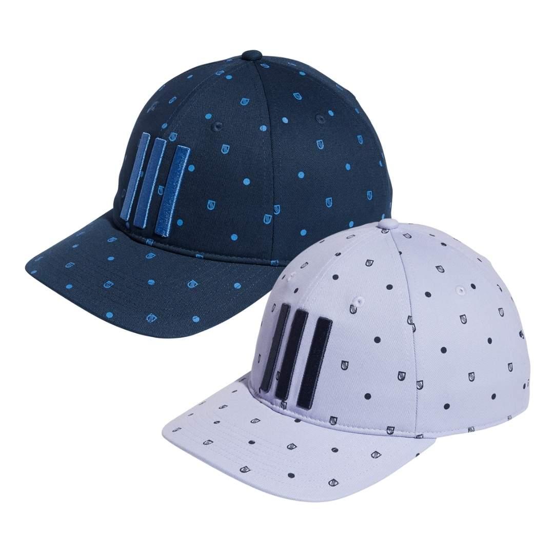 Adidas Men's Allover Print Shield Cap