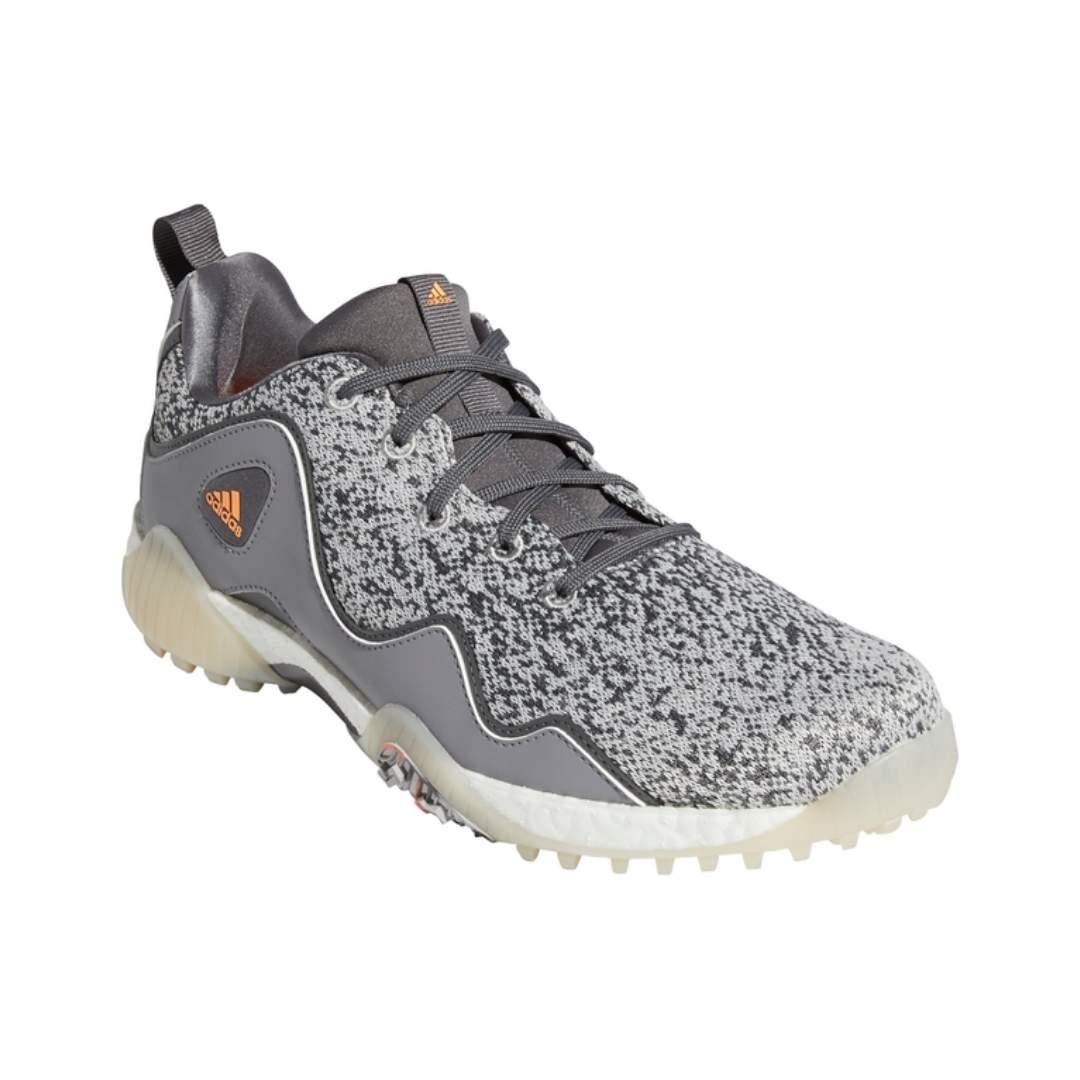 Adidas Men's Codechaos 21 Primeblue Spikeless Golf Shoe - Grey