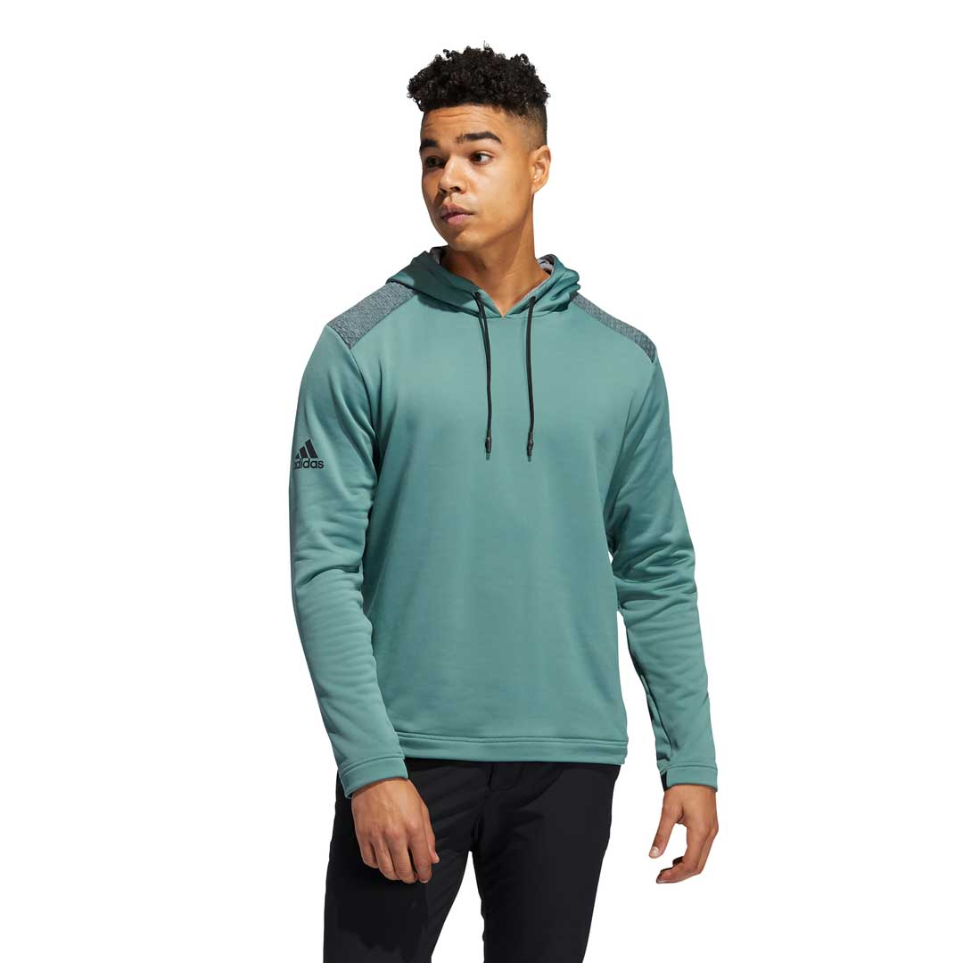 Adidas Men's COLD.RDY Tech Emerald Hoodie