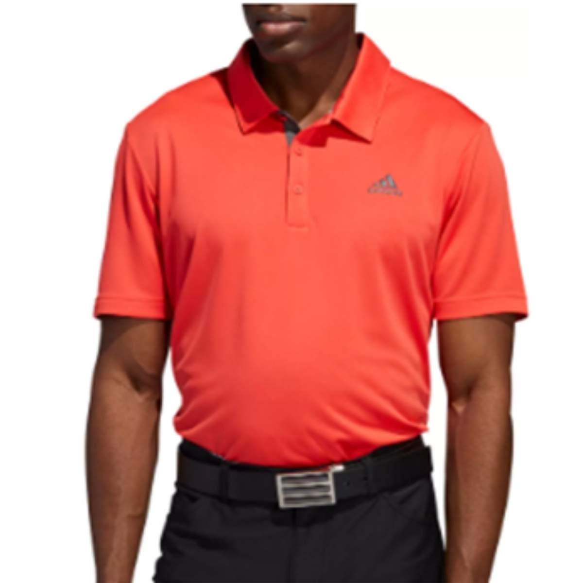 Adidas Men's Drive Novelty Golf Polo