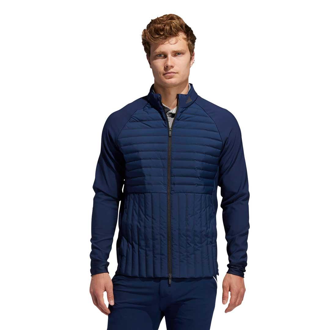 Adidas Men's Frostguard Insulated Full Zip Jacket