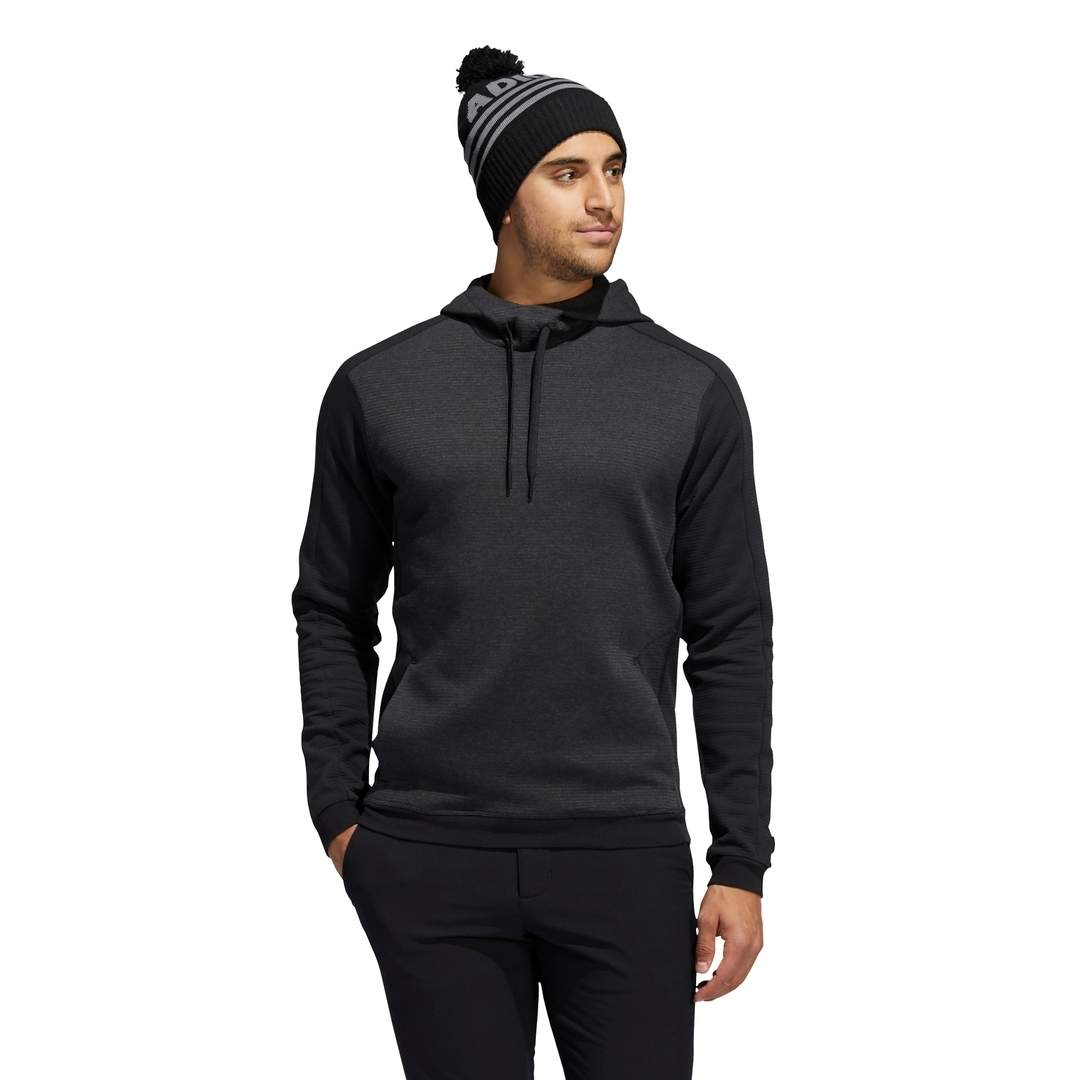 Adidas Men's Go-To Primegreen COLD.RDY Hoodie - Black