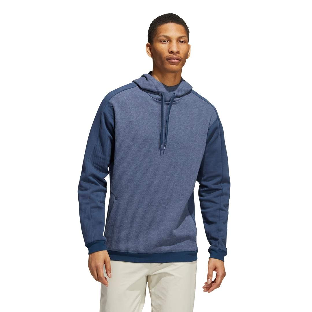 Adidas Men's Go-To Primegreen COLD.RDY Hoodie - Crew Navy