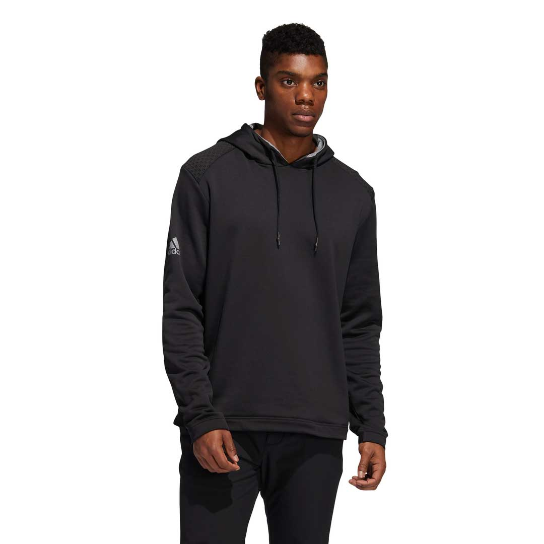 Adidas Men's Golf Cold.RDY Black Hoodie