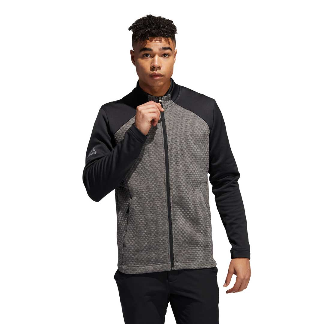 Adidas Men's Golf COLD.RDY Grey Jacket
