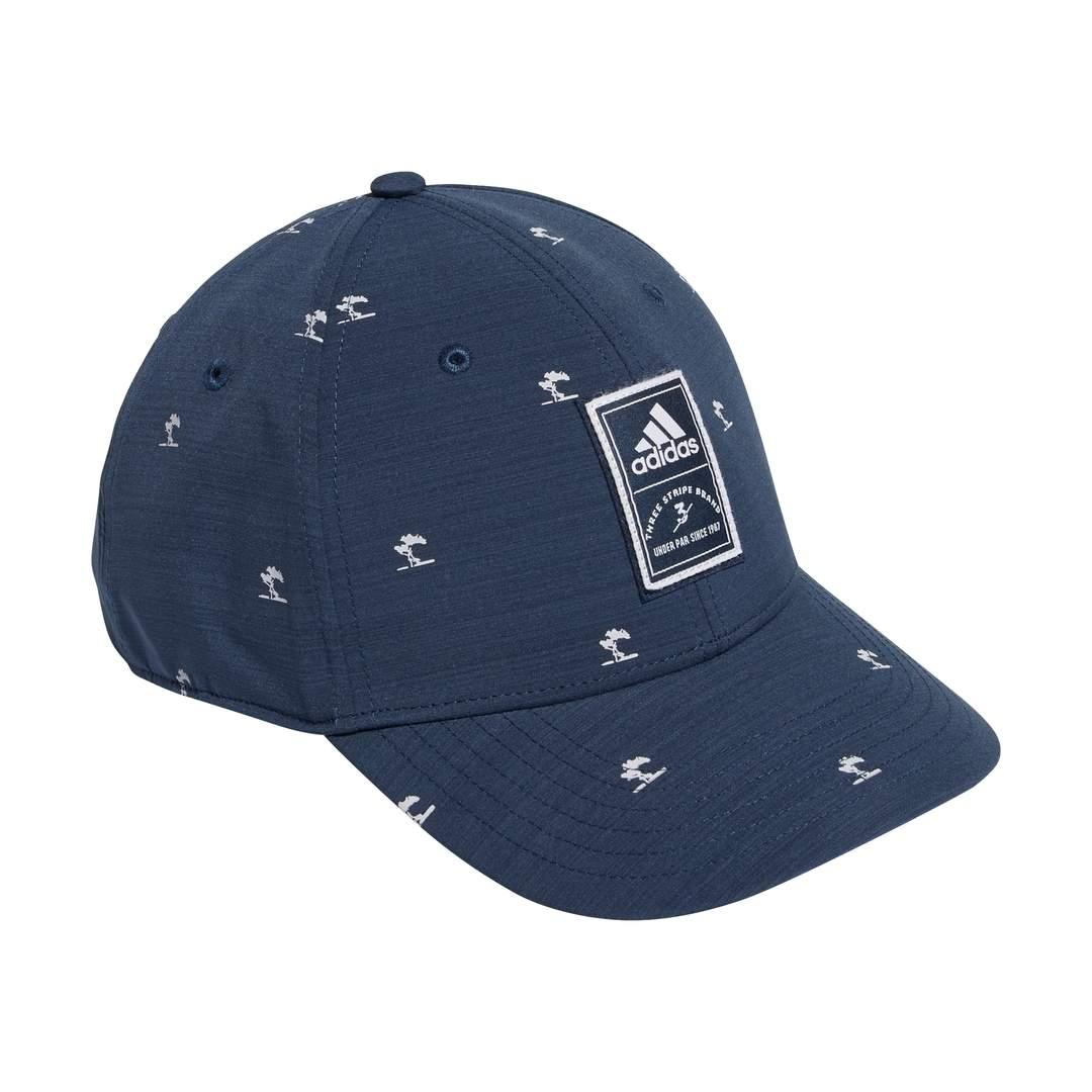 Adidas Men's TP Print Hat - Crew Navy