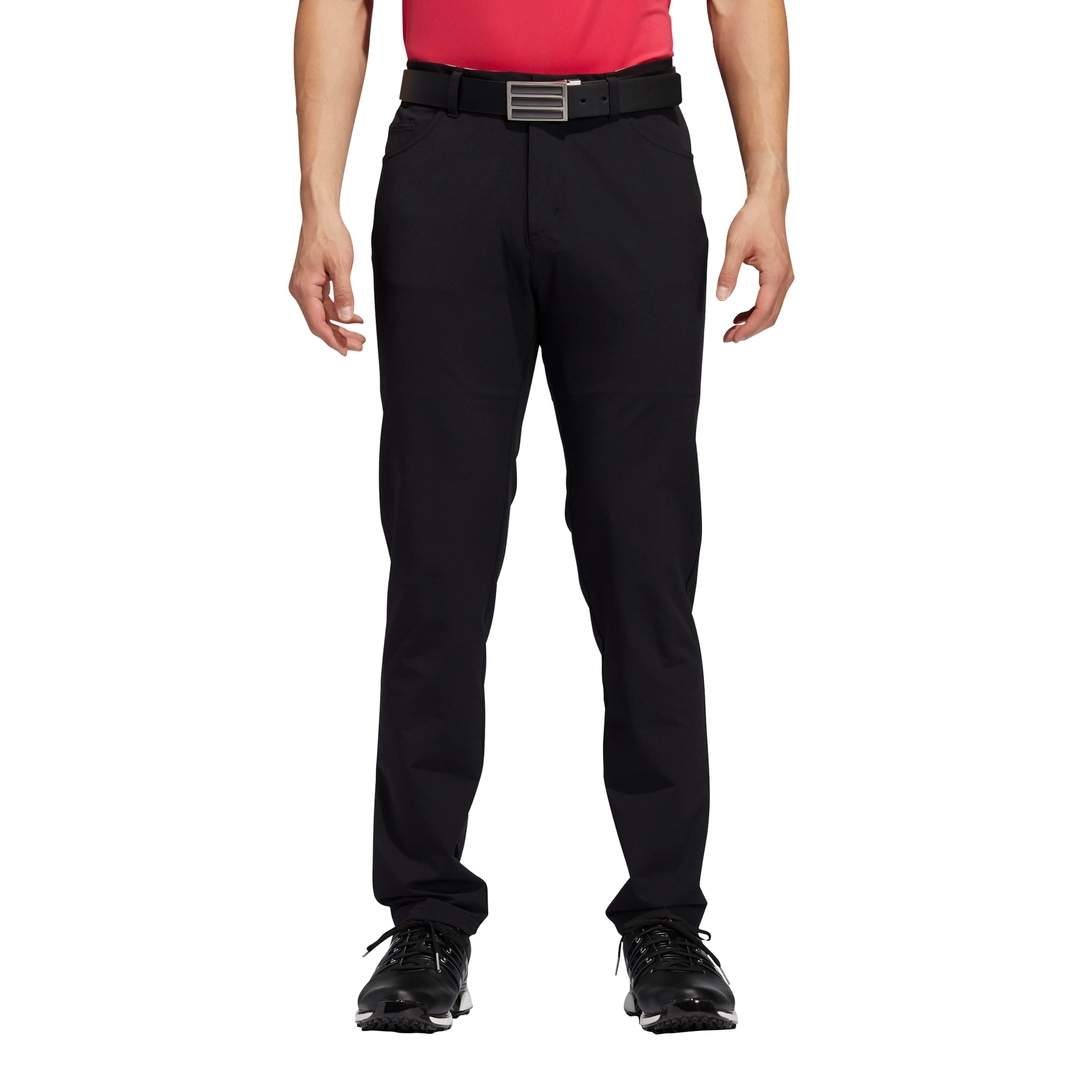 Adidas Men's Ultimate 5-Pocket Golf Pant - Black