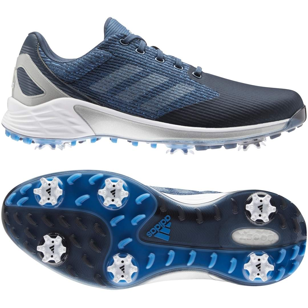 Adidas Men's ZG21 Motion Recycled Polyester Golf Shoe - Crew Navy