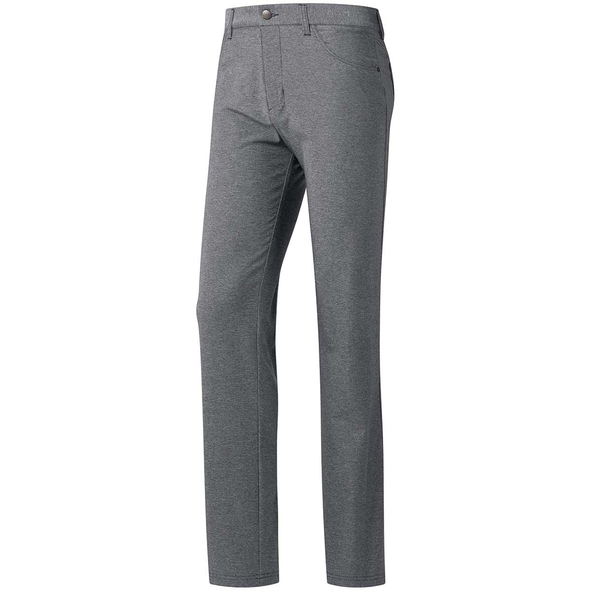 Adidas Ultimate365 Heathered Five-Pocket Pants - Grey Three
