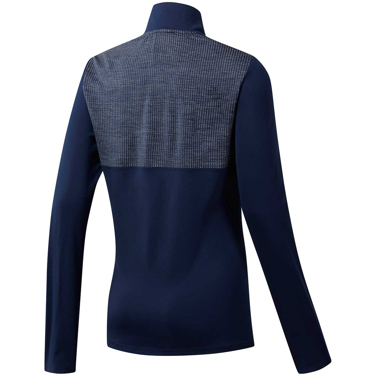 Adidas Women's Sport Layering 1/2 Zip Pullover - Night Indigo