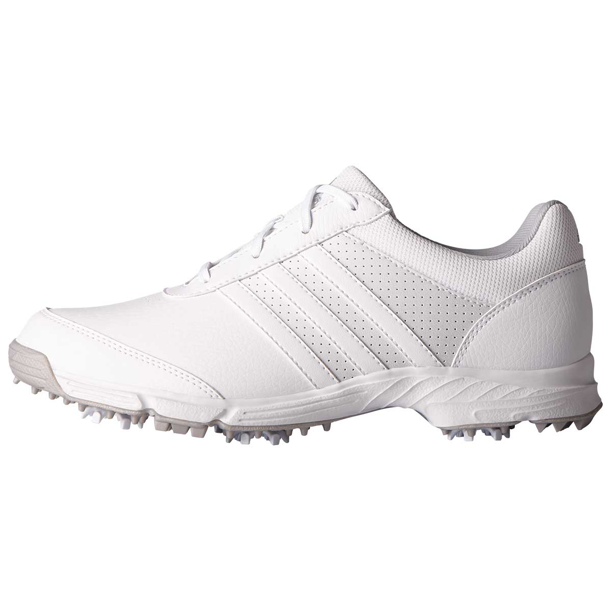 adidas Women's Tech Response Golf Shoe - White/Silver
