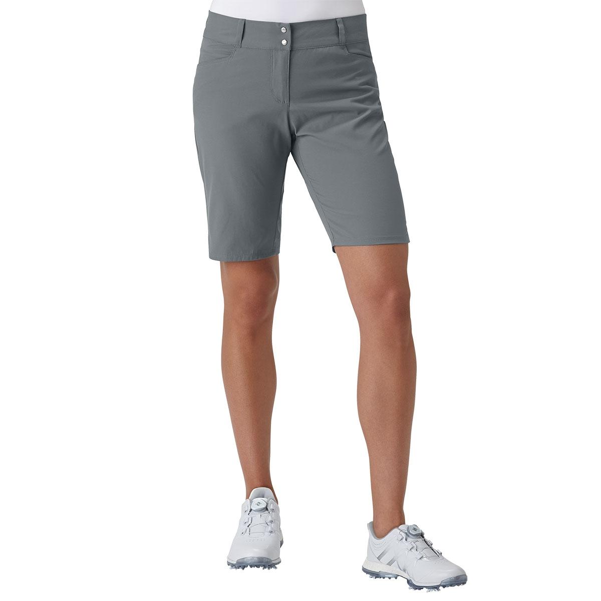 Adidas Womens Essential Bermuda Short - Grey