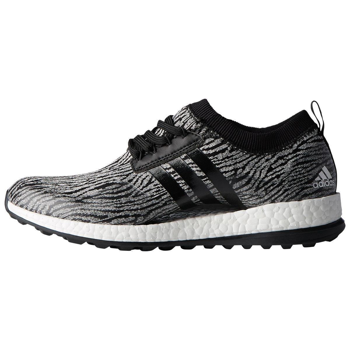Adidas Womens Pure Boost XG Spikeless Golf Shoe - Black