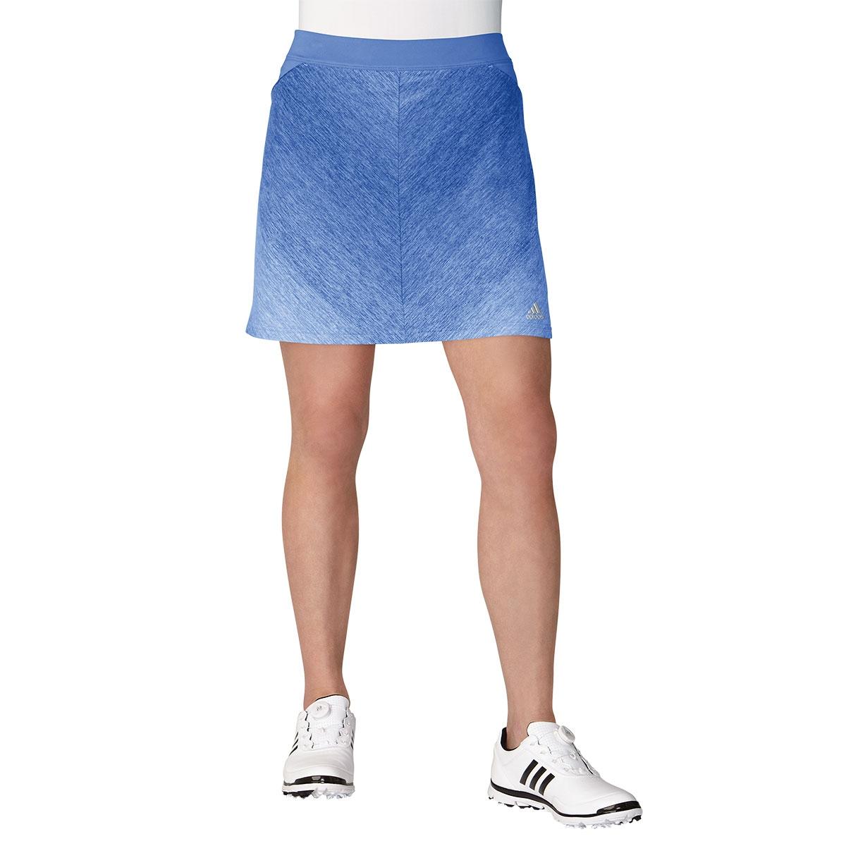Adidas Womens Rangewear A Line Skort - Blue