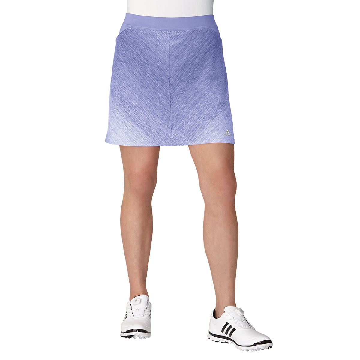 Adidas Womens Rangewear A Line Skort - Purple