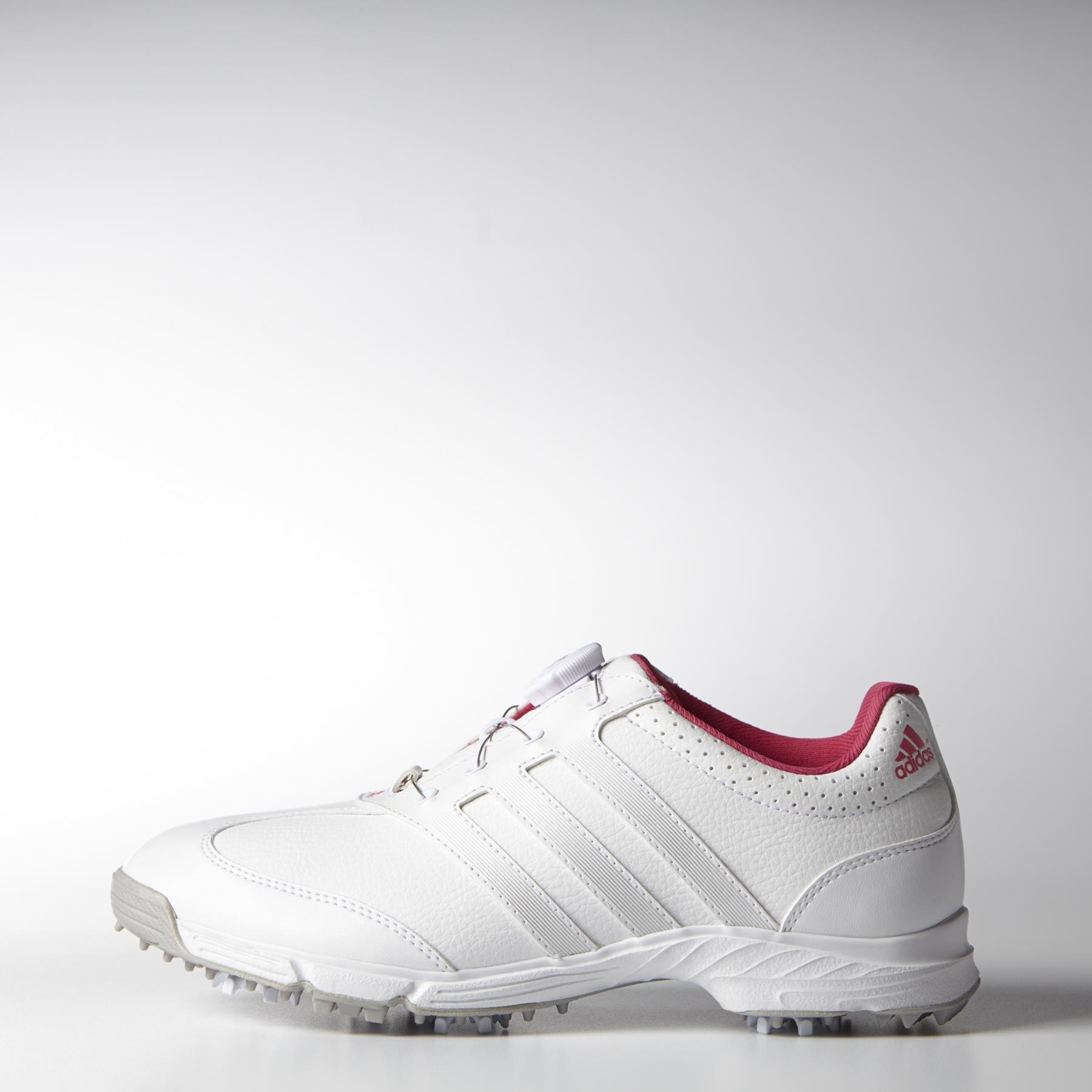 adidas Women's Response BOA White Golf Shoe