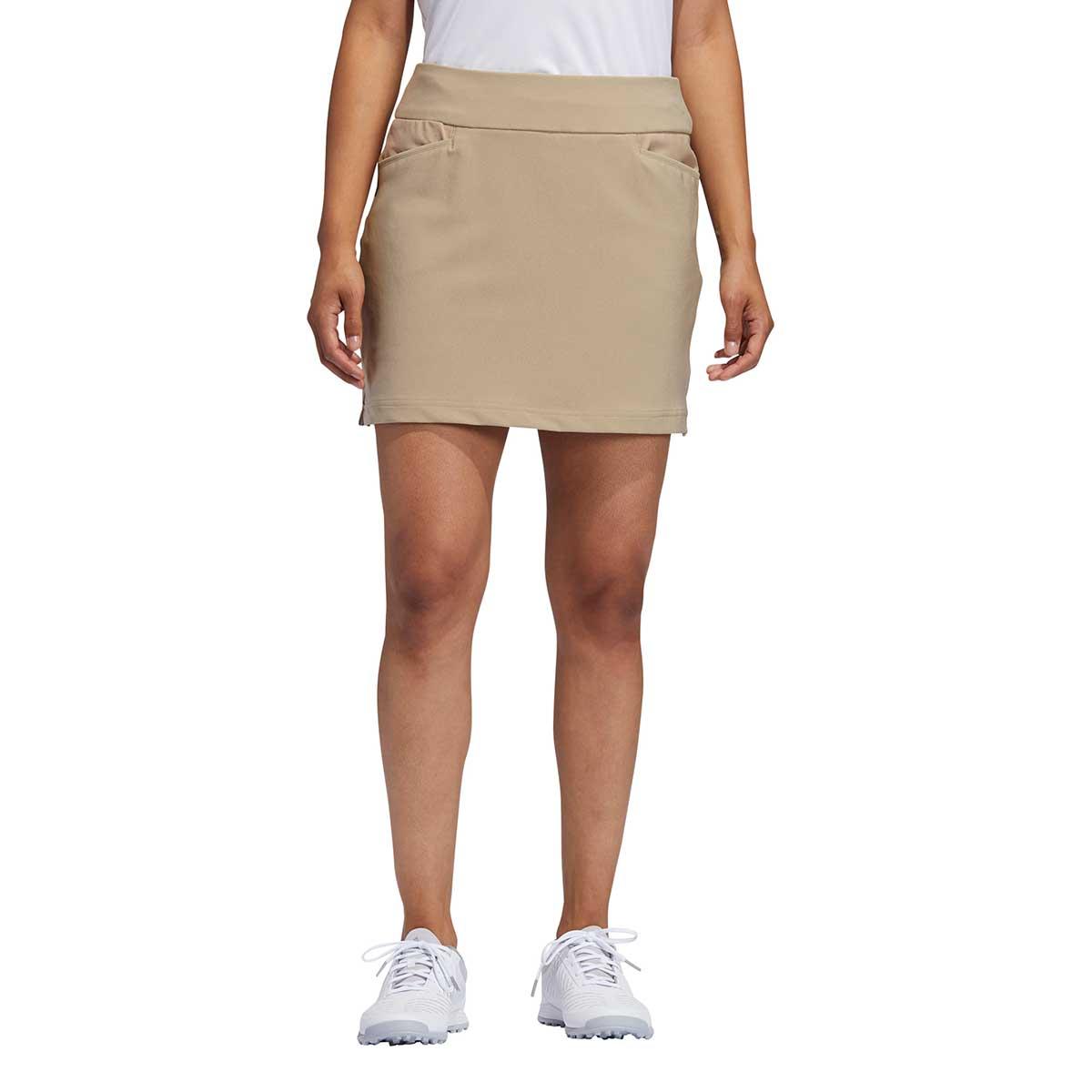 Adidas Women's Ultimate AdiStar Khaki Skort