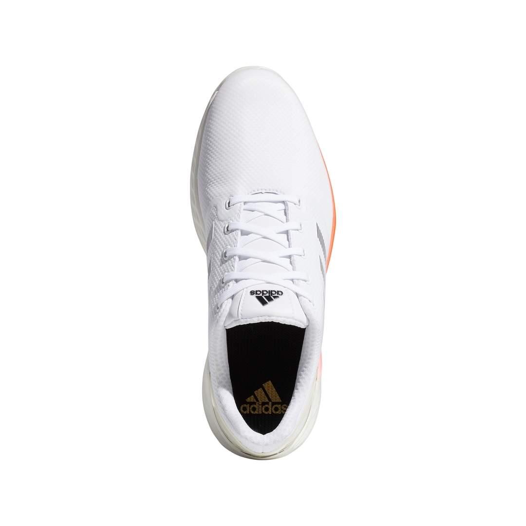 Adidas Women's ZG21 Tokyo Golf Shoe - White/Red