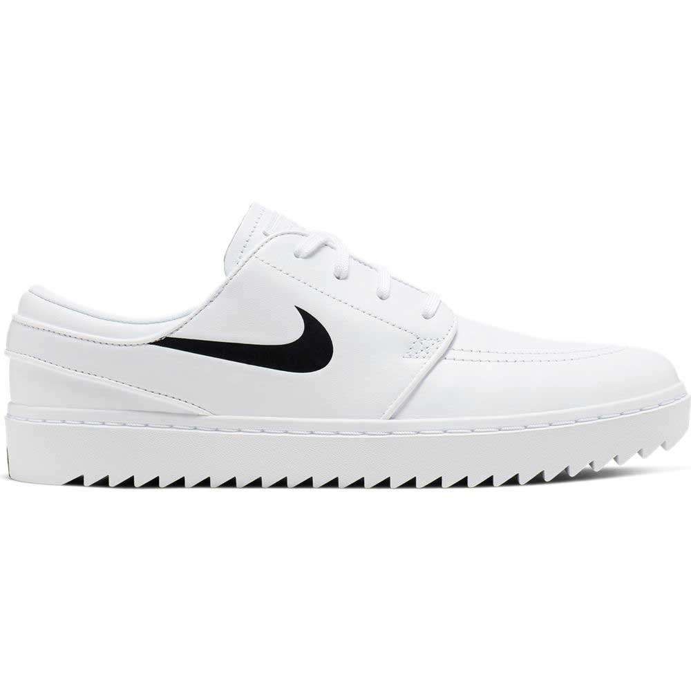 Nike Men's Janoski G White Golf Shoe