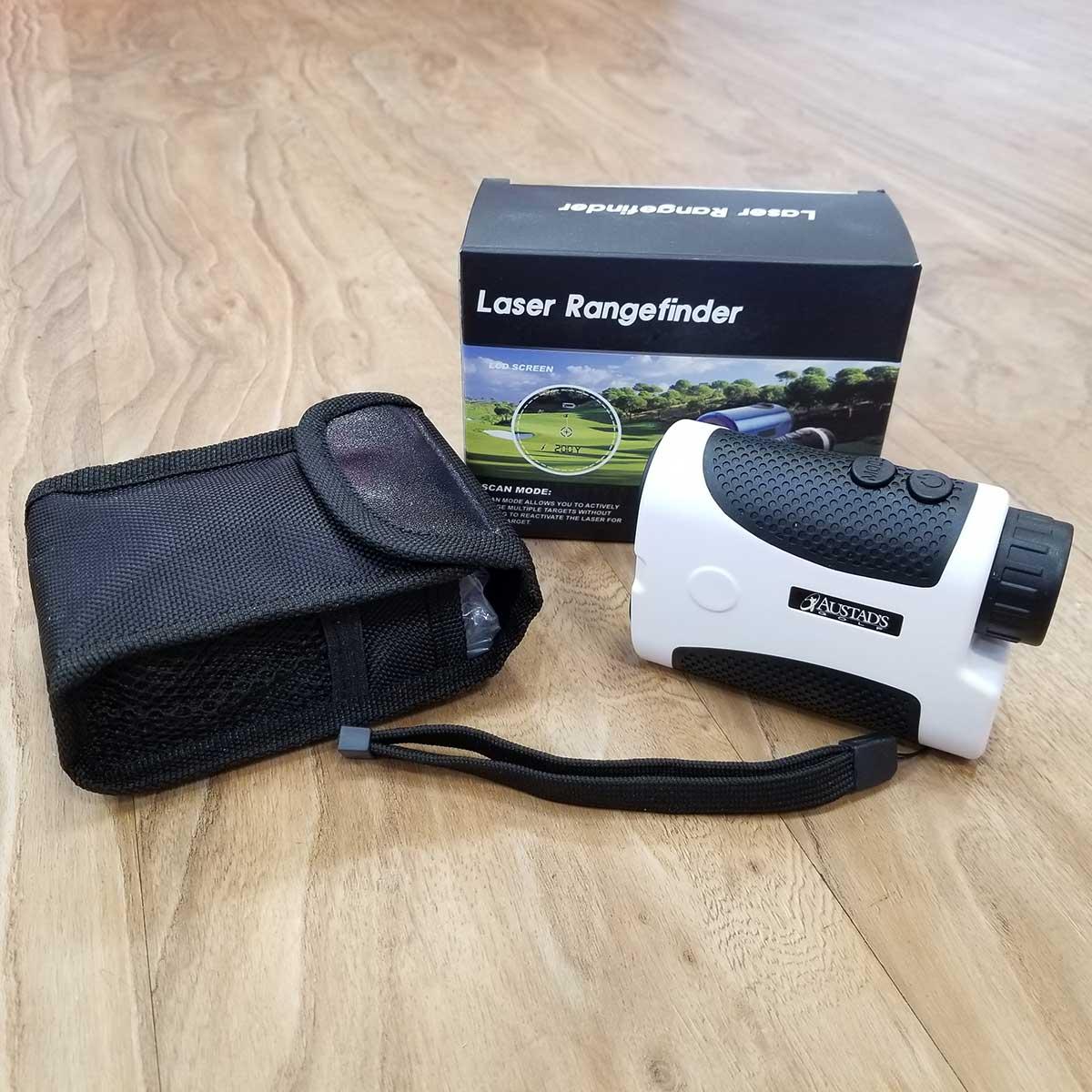 Austad's Golf Laser Rangefinder