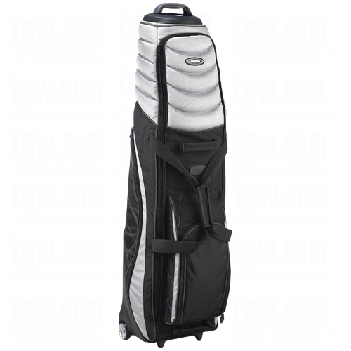 Bag Boy T-2000 Travel Cover - Black/Silver