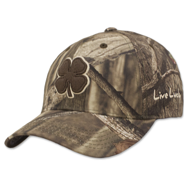 Black Clover Hunt Lucky #8A Adjustable Golf Hat