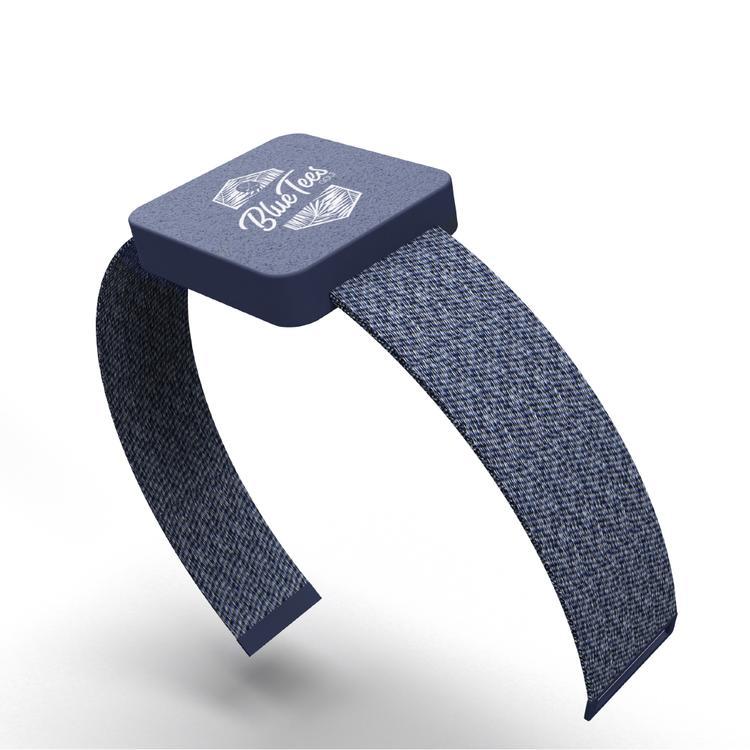 Blue Tees Navy Rangefinder Magnetic Strap