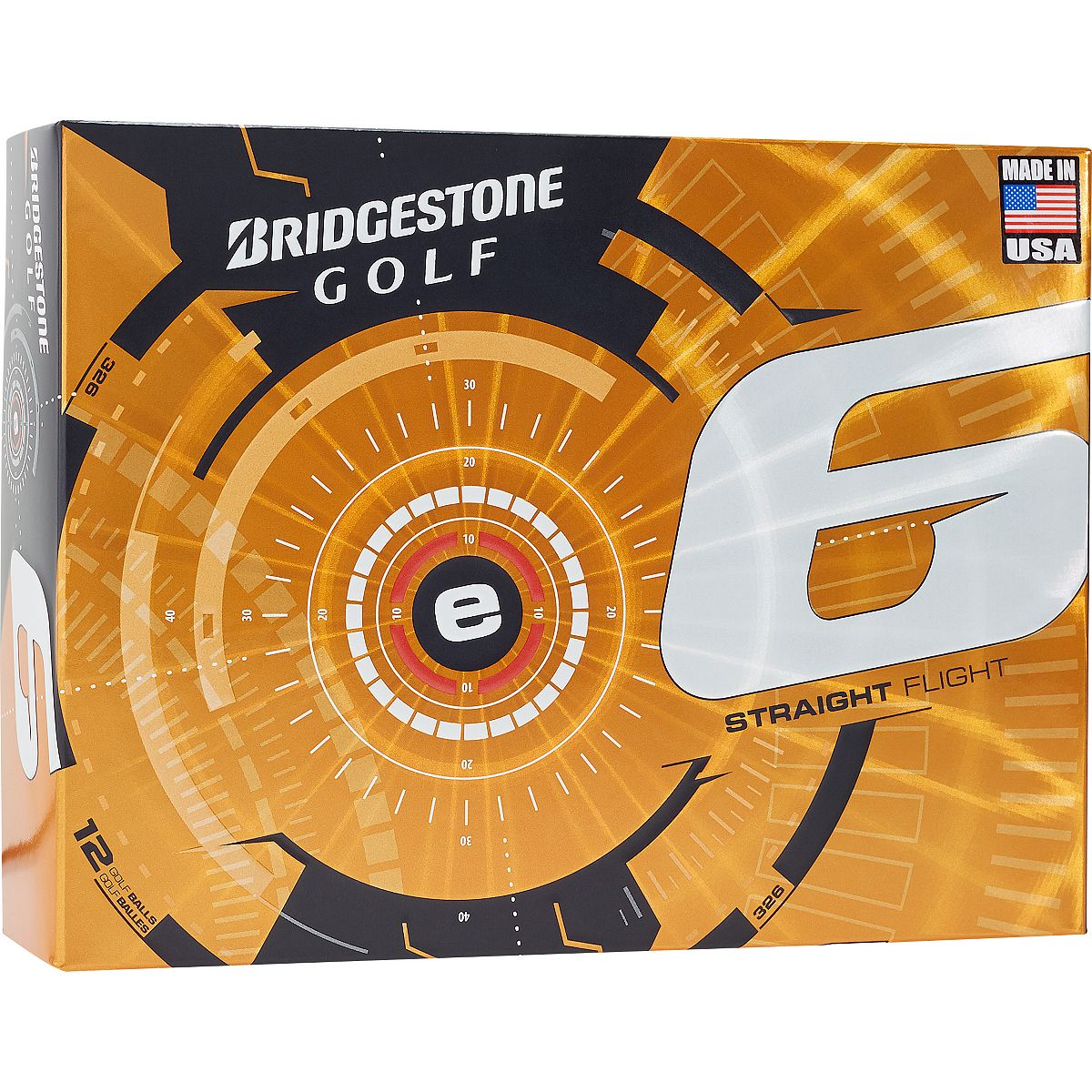 Bridgestone 2015 e6 Golf Ball
