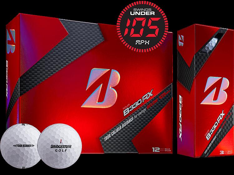 Bridgestone 2016 Tour B330 RX Golf Ball