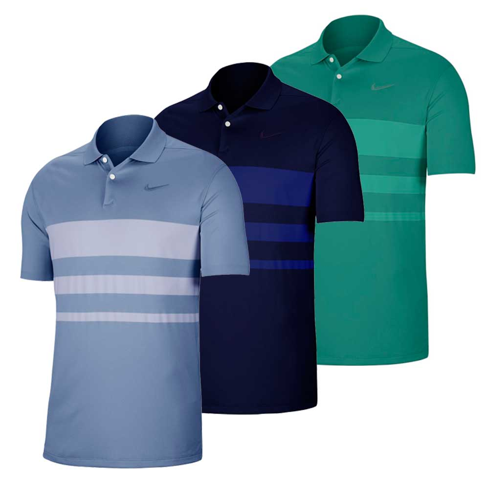 Nike Men's 2020 Dri-Fit Vapor Stripe Polo