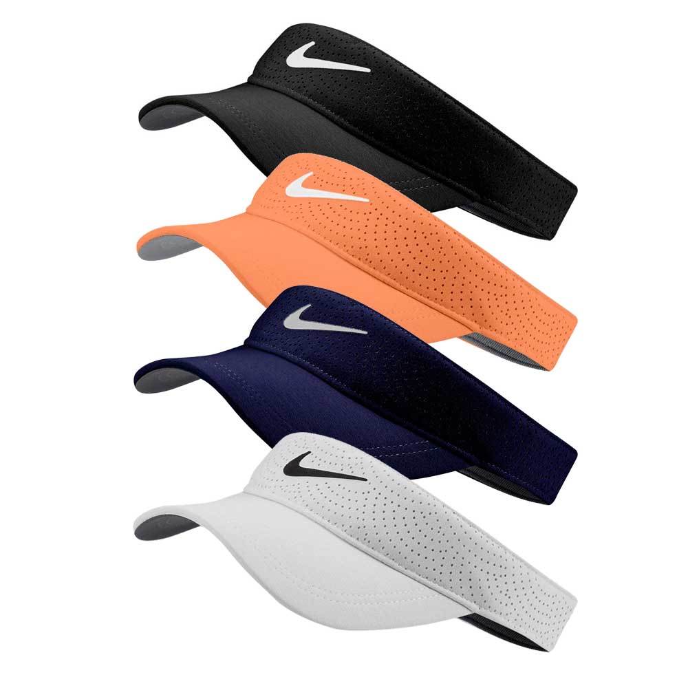 Nike Women's 2020 Aerobill Perforated Golf Visor