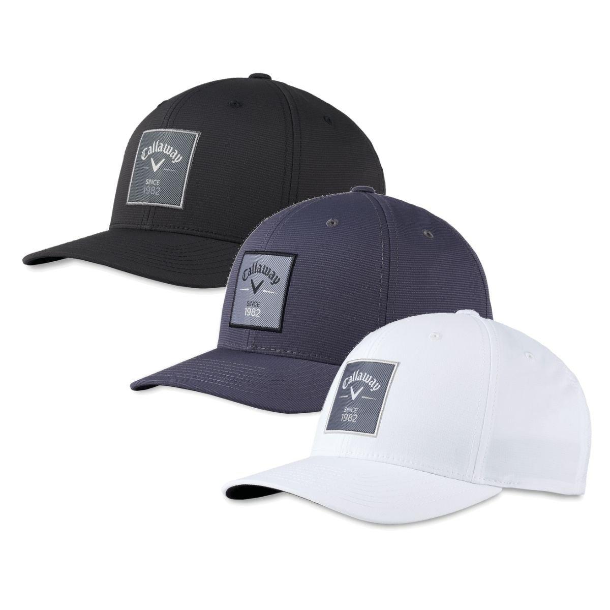 Callaway 2021 Rutherford Flexfit Snapback Hat