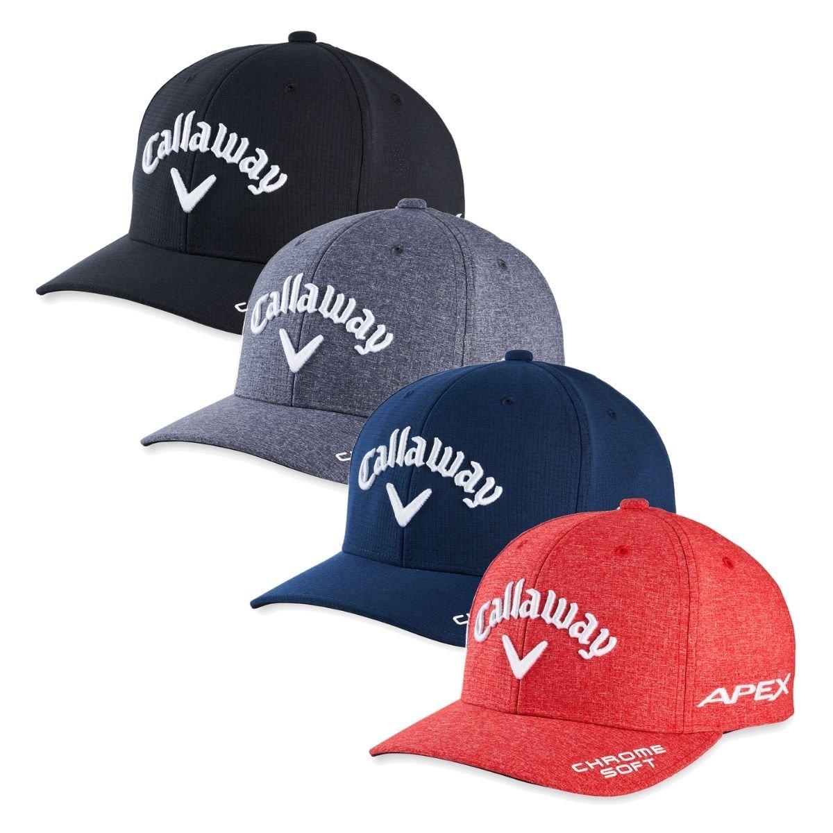 Callaway Men's 2021 Tour Authentic Performance Pro Hat