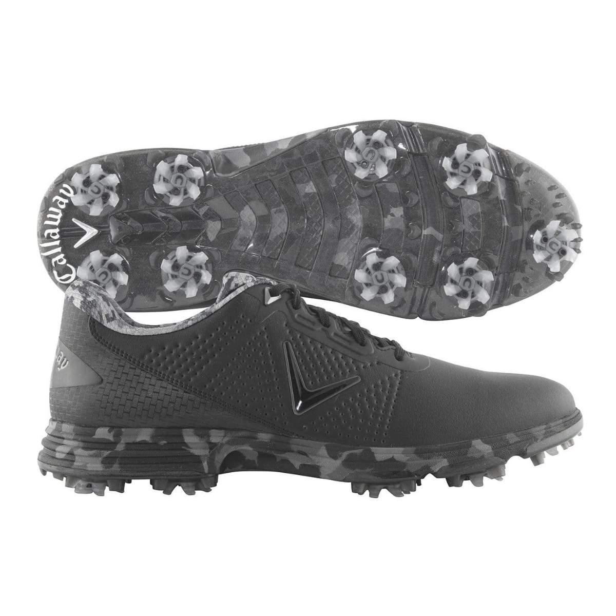 Callaway Men's Coronado Black Golf Shoes