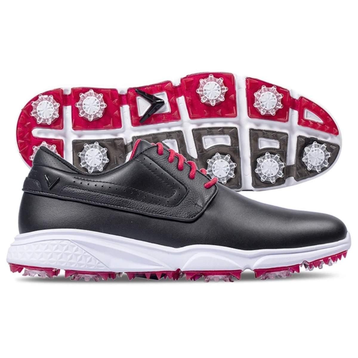 Callaway Men's Coronado V2 LX Golf Shoe - Black