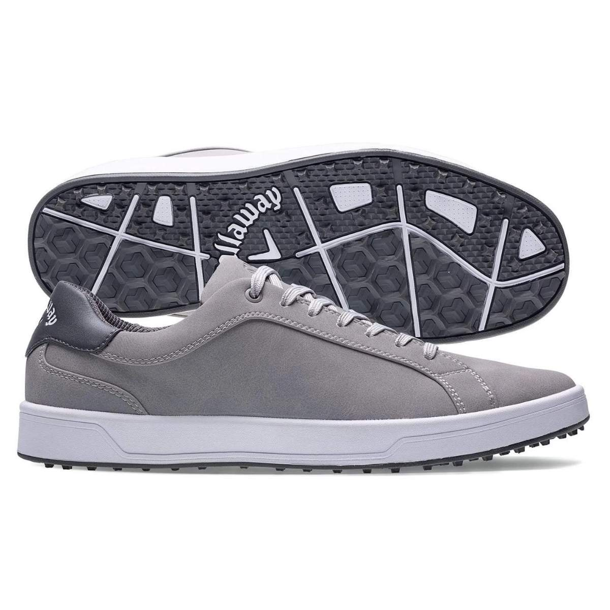 Callaway Men's Del Mar Grey Golf Shoes