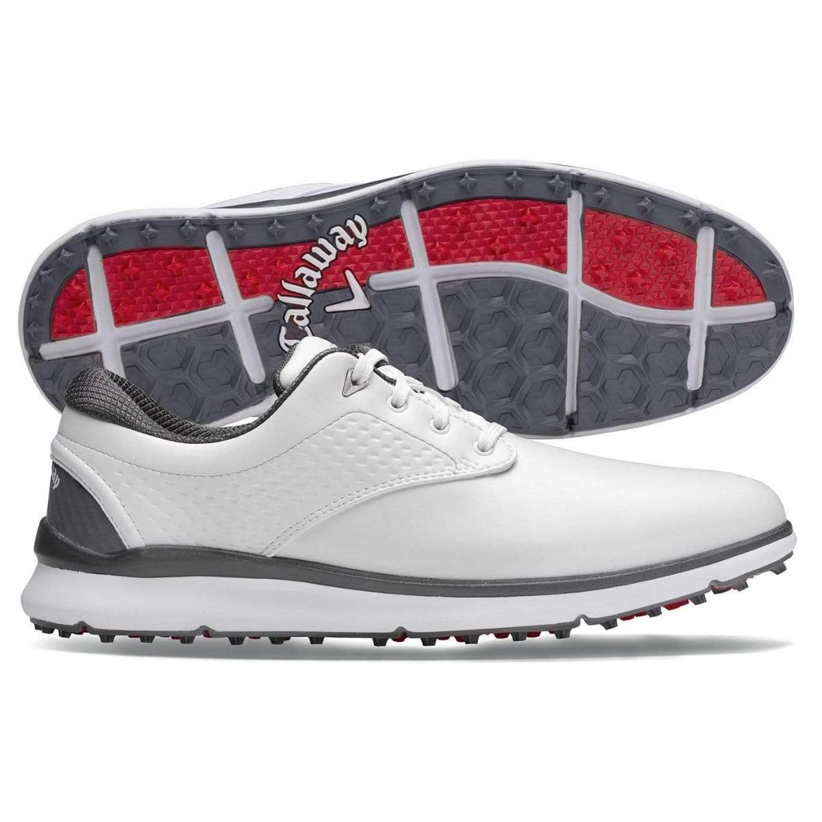 Callaway Men's Oceanside LX White Golf Shoes
