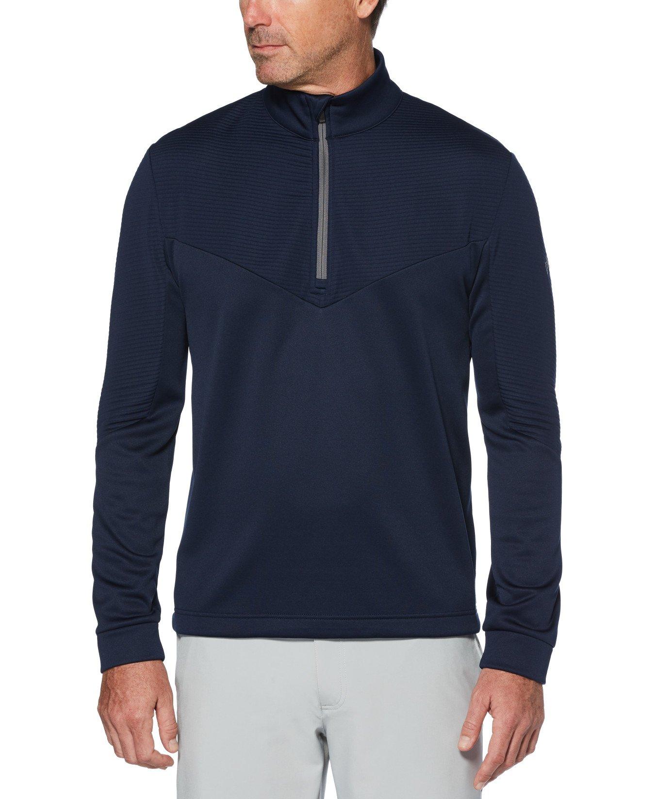 Callaway Midweight 1/4 Zip Ottoman Pullover