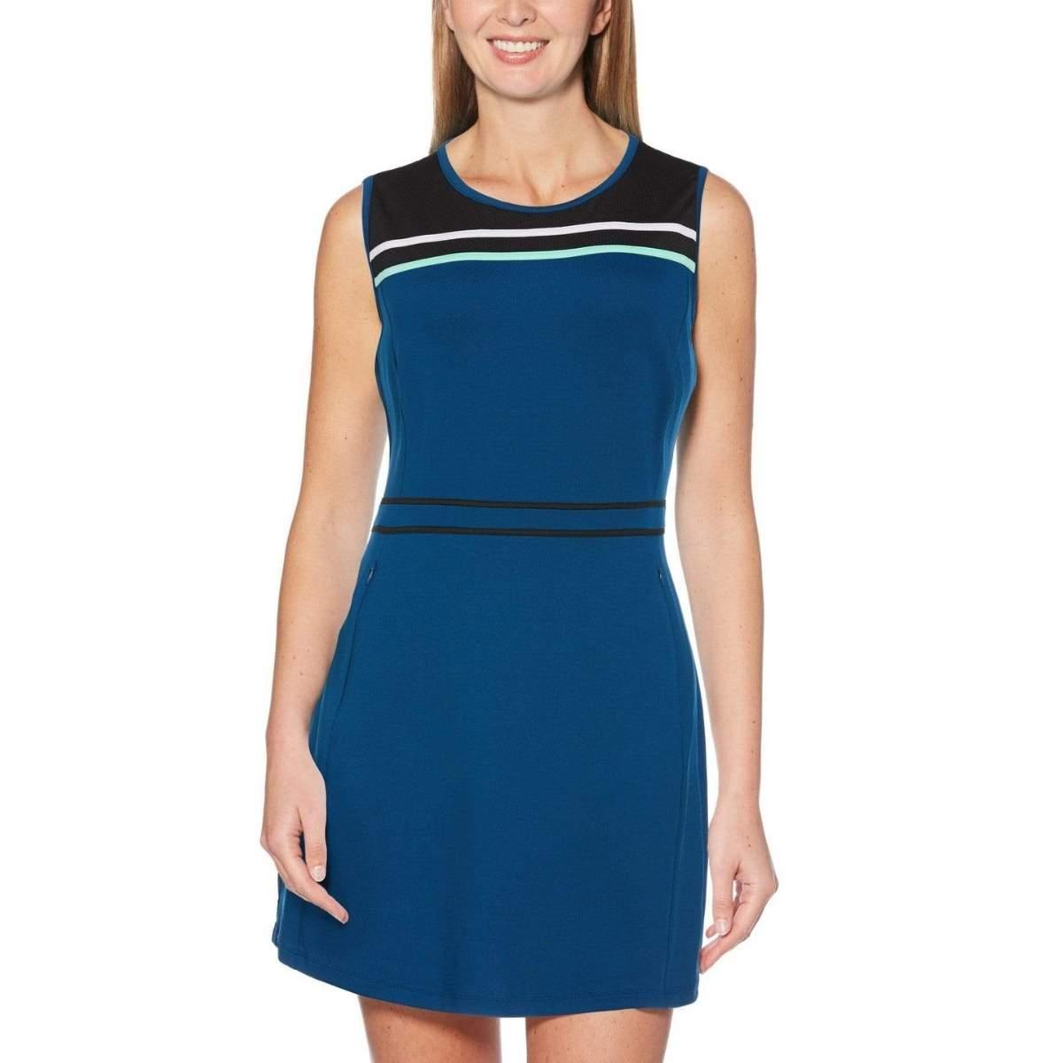Callaway Women's Color Block TrueSculpt Golf Dress