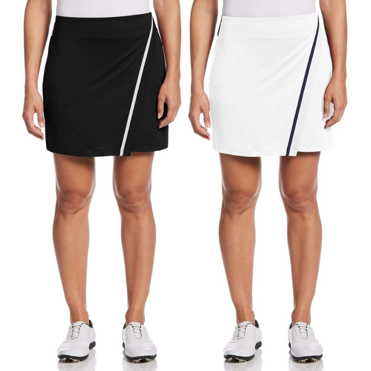 Callaway Women's Contrast Wrap Golf Skort