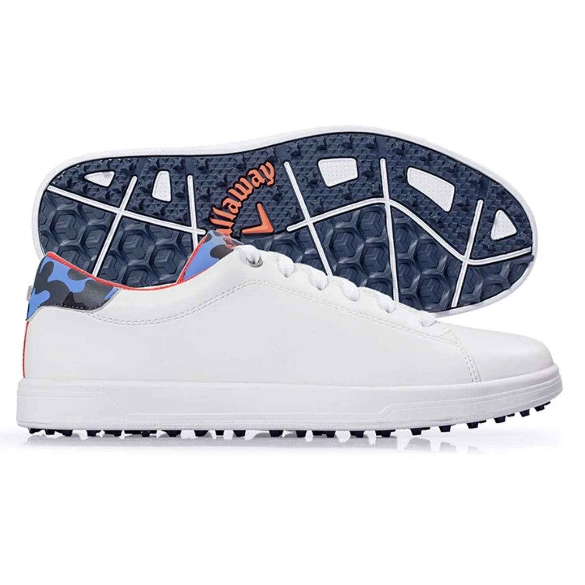 Callaway Women's Del Mar Golf Shoe - White
