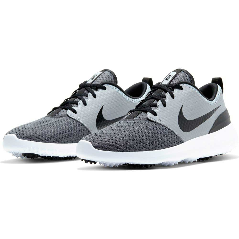 Nike Men's 2020 Roshe G Anthracite/Black Golf Shoe